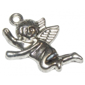 Cherub Pendant / Charm - Pack of 10