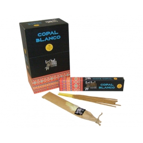 Tribal Soul White Copal Sticks