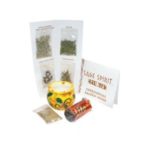 Ceremonial Sacred Herbs Pack
