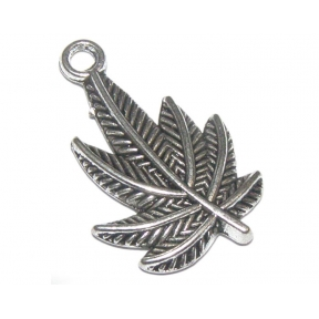 Leaf Pendant / Charm - Pack of 10