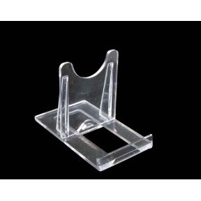 Slice Stands - Clear - Medium - Pack of 5