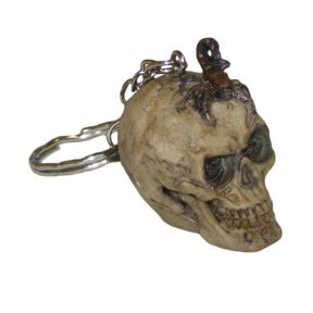 Mini Skull Keyrings - PK/24