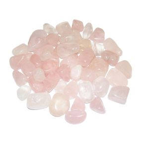 Rose Quartz Small Refill Packs - Natural Gems Range