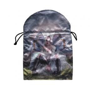 Morrigan Printed Tarot Bag - Cindy Grundsten Design