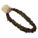 Tiger Eye Chunky Chip Necklace - Pack of 5