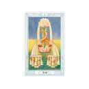 Aleister Crowley Thoth Tarot Deck- (Purple)
