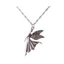 Guardian Angel Metal Necklace - Sold in a pack of 12