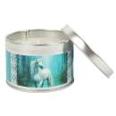 Forest Unicorn Candle by Anne Stokes