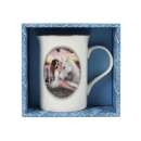 Pure Heart Mug by Anne Stokes