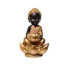 Buddha Lotus Backflow Cone Holder