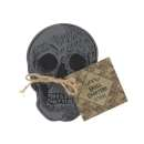 Set of Four Skull Printed Coasters