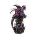 Enchanted Nightmare Dragon Figurine- Seer of the Past and Future.