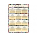A5 Educational Chart Pack of 10